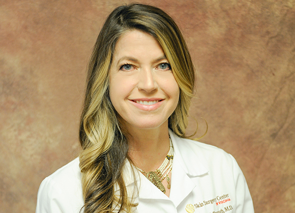 Dr. Christine Rausch, board certified dermatologist, Mohs surgeon, skin cancer specialist, Richmond, VA