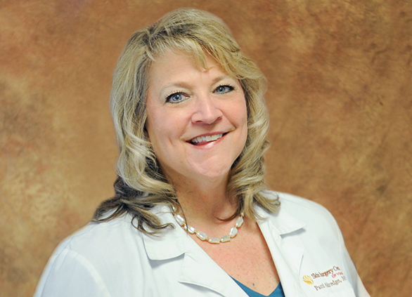 Patti Aldredge, Nurse Practitioner, Richmond, VA
